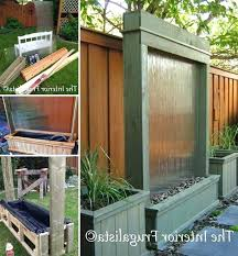 diy water feature wall how to build a water feature wall wonderful outdoor water features that will beautify diy glass water wall feature diy stone wall