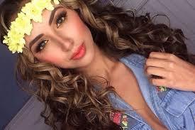 Goddess Hair Style spring goddess hair youtube 7436 by stevesalt.us