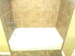how to install a new bathtub bathtub install moen bathtub spout install acrylic bathtub surround