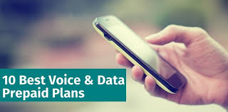 Cell Phone Data Plans Comparison Chart Top 10 Best Voice Data Prepaid Plans From Jio Airtel