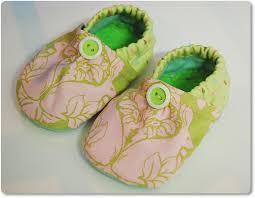 Baby Booties Sewing Pattern Adorable Sew Retro Chic Sew It Baby Booties