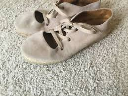 Details About Madewell Womens Tan Suede Tie Up Lace Up Flats Size 6 5