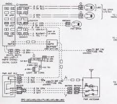 2nd generation firebird 8 track wiring diagram example electrical 1994 Camaro Fuse Box Diagram at 1889 Camaro Rs Fuse Box Diagram