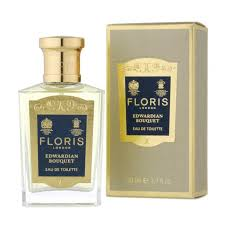 Floris Edwardian Bouquet Eau de Toilette 50ml - Rossiters Of Bath