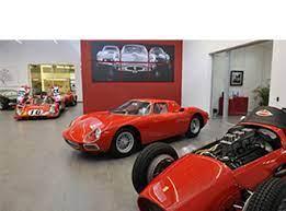 Ferrari Classiche Department Restoration And Certification