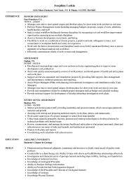 Geologist Resume Template Geologist Resume Samples Velvet Jobs 7