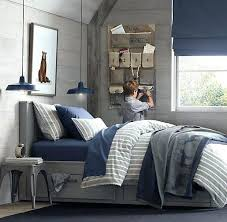 blue bedroom ideas. Navy Blue Bedding Ideas Grey Bedroom Basic Not Boring Room . Coral And E