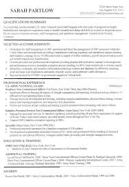 Air Force Resume Template Air Force Resume Example And Aviation