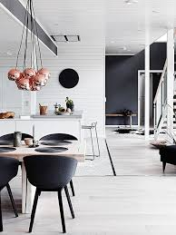 44 striking black white room ideas how to use black white decor and walls
