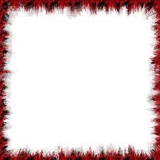 Red Photo Frames Kaz_creations Glitter Sparkle Frames Frame Red Kaz_creations