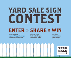 Yard Sale Signs Ideas Events Posts Signs Com Blog