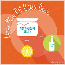 pin lemon olive oil cuticle cream from your cookingandcrafting