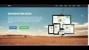 Web Page Design Using Bootstrap Part 1 Build Responsive Website Using Bootstrap Website Tour