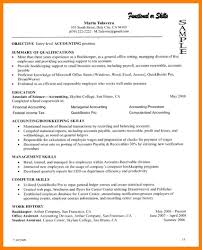 4+ resume categories