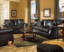 Enchanting Black Furniture Living Room Decorating Is Like Office Decoration  Room With Black Furniture Paint Colors