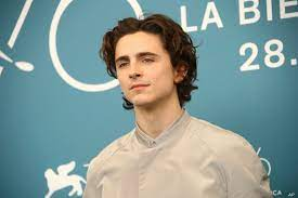 Timothee Chalamet, Becoming 'The King ...