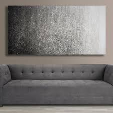 glitter wall art diy canvas wall art