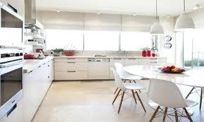 mid century modern kitchen white. Modern Kitchen Chairs Amazing Danish White Mid Century Glass Shade Pendant Lamp Tables And M