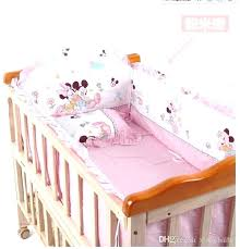 minnie mouse baby bedding mouse crib bedding set crib bedding set mouse bedding set cotton for minnie mouse baby bedding