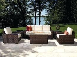 wicker firepit elegant wicker fire pit set top best fire pit patio sets wicker propane fire pit table