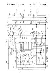 patent us4717816 electronic lock and key system for hotels and patent drawing
