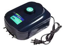 Combo MÁY SỦI OXY 4 VÒI SOBO SB-988 + 100 gram đá nham thạch lọc nước dành  cho hồ cá cảnh | Máy bơm hồ cá