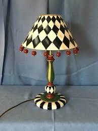 mackenzie childs lamp lamp inspired hand painted table lamp lamp mackenzie childs pig lamp mackenzie childs