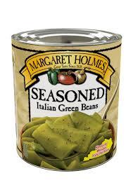 margaret holmes seasoned italian green beans