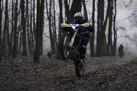 Black And Yellow Motocross Dirt Bike Motocross Motorcycle