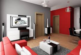 Red and Black Wall Painting2