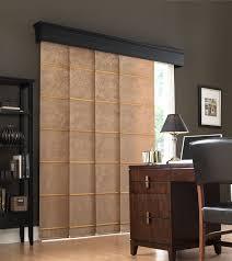 sliding patio door blinds. Blinds, Vertical Blinds For Patio Doors Sliding Door Impressive Dark Grey Home Office