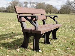 bench with arms. Bench With Arms