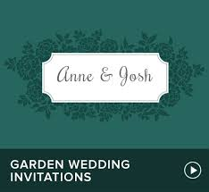 wedding invitations, slideshows and collages smilebox Wedding Invitations In Video garden wedding invitation wedding invitations in phoenix az