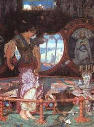 enjoying the lady of shalott by alfred tennyson william holman hunt the lady of shalott