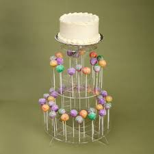 Crystal Palace Cake Pop Stand
