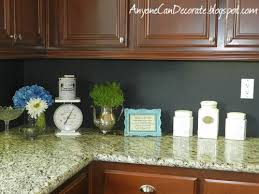 In need of a new kitchen backsplash but don't want to spend a lot
