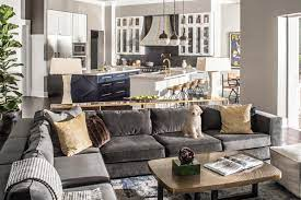 design ideas for gray sectional sofas