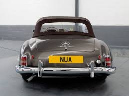 Mercedes-Benz 190SL | Cars for sale | NUA Motoring