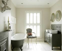 Bathroom With Clawfoot Tub Concept Simple Decorating