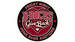 Friday Night Home Game Auctions Arizona Diamondbacks