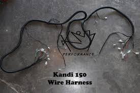 electrical wire harness kandi 150 gkm knm performance electrical wire harness kandi 150 gkm