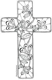 Cross Printable Coloring Pages U6533 Cross Color Pages Cross Color