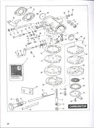 Diagram carburetor wiring toyota 4y nissan ga15 engine 4g91 22r auto repair dimension electrical wires 950