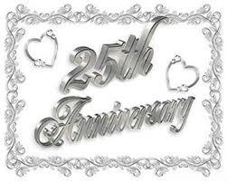 happy silver anniversary