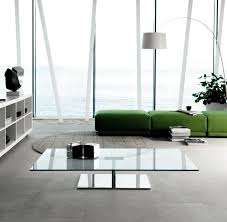 Love that it floated and the assembling was super easy. 30 Glass Coffee Tables That Bring Transparency To Your Living Room