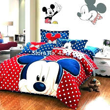 mickey mouse full size comforter set bed twin bedding oh boy clubhouse with curtains m classic mickey mouse bedding