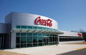 coca cola distribution coca cola bottling company united building opens nai charter