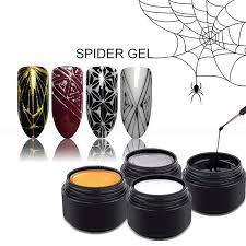 <b>Nail</b> Spider <b>Gel Web</b> Painting Creative <b>Nail</b> Art <b>UV Gel</b> Wire Drawing ...