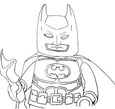 Childrens Superhero Coloring Pages At Getdrawingscom Free For