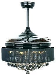hang chandelier from ceiling fan how